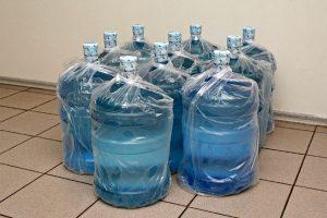 20 тонн питьевой водыотправили жителям Хакасии