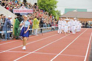 «Королева спорта» — в Тюкалинске