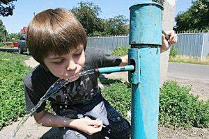 Водный дефицит отступает