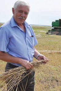 Николай ОГАРКОВ, председатель районного комитета сельского хозяйства: Один кризисный год позади