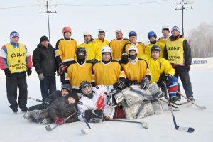 Возвращение на хоккейный трон