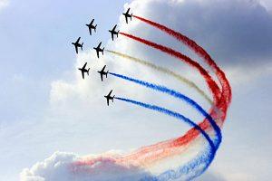 В День призывника — авиашоу с участием экипажей Воздушно-космических сил России