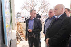 Губернатор Виктор Назаров: Сеть сельско-хозяйственных кооперативов необходимо возрождать