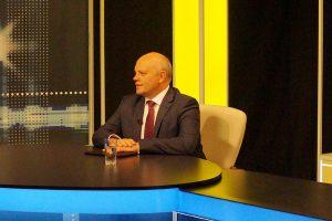 Губернатор Виктор Назаров ответит на вопросы жителей региона в эфире 12 канала