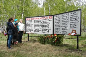 Памятный знак — на памятном месте