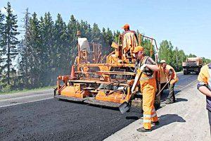 Какие дороги отремонтируют в Саргатском районе
