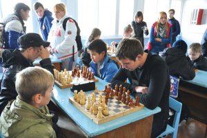 Ивановские шахматисты впереди