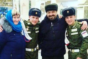 Александр и Михаил Калинниковы: «Отслужил — значит, ты — мужчина»
