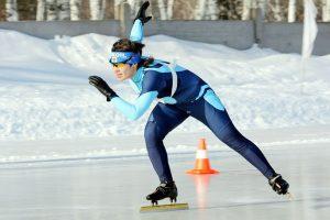 Конькобежцы пробегут по «Красной звезде»