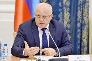 Губернатор Виктор НАЗАРОВ: Поддержка полезных инициатив жителей — одно из важнейших условий развития территорий