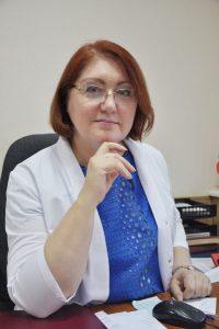 Ирина ГОРДЕЕВА, главный врач Саргатской ЦРБ: Выздоравливаем медленно