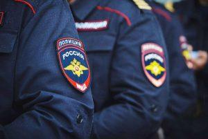 Наказан за применение насилия к полицейскому
