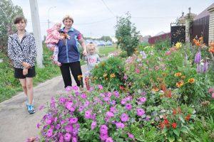 Лучший двор — на улице Хорошуна