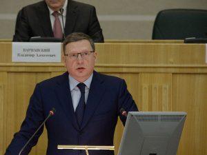 Александр Бурков: Мы не можем и не будем резать «социалку»