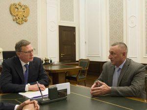 Виктор Данилов покинул пост директора бюджетного учреждения Омской области «Управление по охране животного мира»