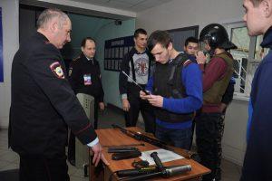 Студенческий десант — в полиции