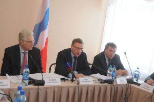 Александр Бурков: «Министры должны быть ближе «к земле»