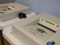 Первая партия комплексов обработки избирательных бюллетеней поступила в Омскую область