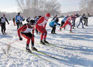 Вместе — на «Лыжню россии-2018»