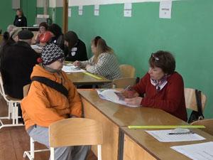 В Омской области к 15 часам проголосовала почти половина избирателей