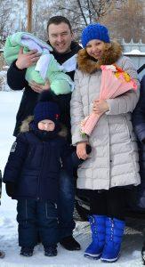 Ксения Трушакова: «Это Счастье — быть мамой»