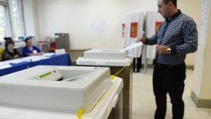 На избирательные участки Омской области пришло более 920 тысяч избирателей