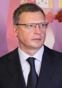 Обращение главы региона Александра Буркова к омичам