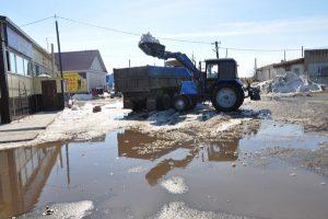 Юрий Хохлов: «Надеемся, что паводок пройдет спокойно»