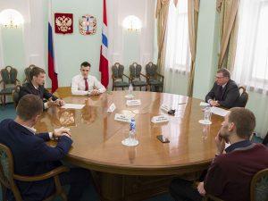На Петербургском экономическом форуме Бурков расскажет об омском опыте сотрудничества с китайским бизнесом