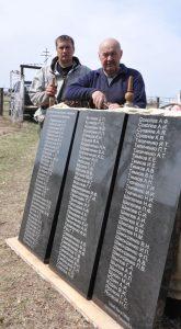Новопокровский мемориал будет освящен