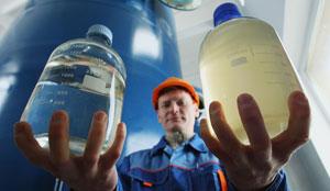 Вода техническая или питьевая?