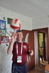 Наши — на чемпионате мира по футболу