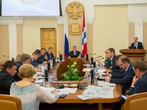 Александр Бурков запустил процессы долгосрочного планирования в районах