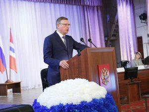 Александр Бурков повышает оклады омским учителям