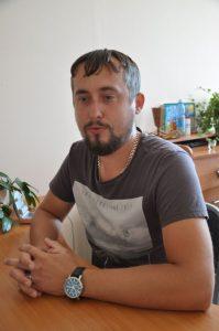 Александр Патюта, инженер МУП «Саргатское ЖКХ», участник областного семинара для общественных контролеров дорожных работ: «Нашим дорогам нужен контроль»