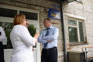 Александр Бурков: «Восстановление хирургического отделения — верное решение»