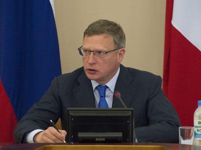 Александр Бурков поручил главам районов взять на особый контроль работу поставщиков бытового газа с населением