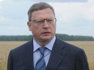 Александр Бурков: Перед нами стоит важная задача – собрать и сохранить весь выращенный урожай