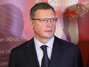Обращение А.Л. Буркова к жителям региона по итогам выборов Губернатора Омской области