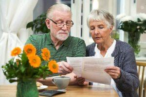 Сельские пенсионеры в плюсе