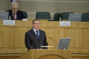 Александр Бурков: Бюджет, несмотря на все сложности, сохраняет свою социальную направленность