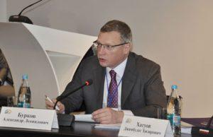 Омский губернатор считает необходимым создание сибирского объединения зернотрейдеров