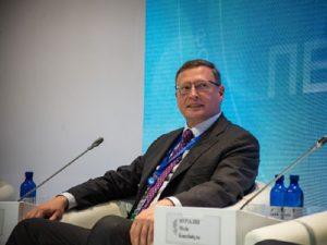 Александр Бурков: «Нам придется много поработать, чтобы выдержать международный уровень форума»
