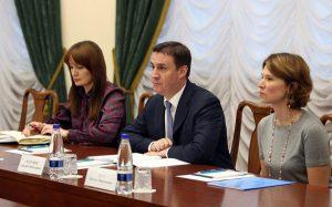 Александр Бурков принял участие в двух встречах федерального уровня