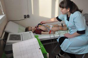 Детская поликлиника оснащается