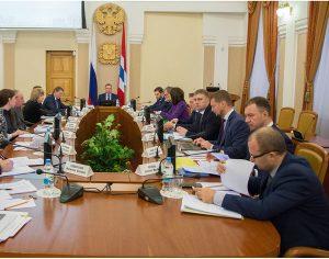 Омск готовится к встрече президентов