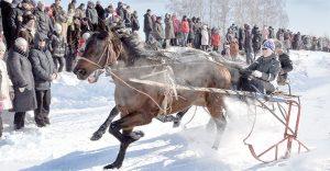 10 марта в р.п. Саргатское — районный праздник «Проводы русской зимы»!