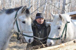 Раненый в сердце лошадьми