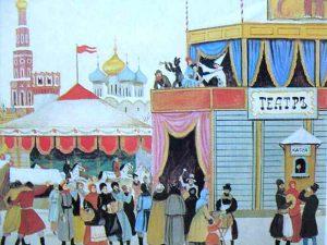 Театр: от древности до современности