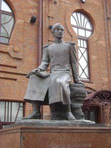 Казахский патриот россии